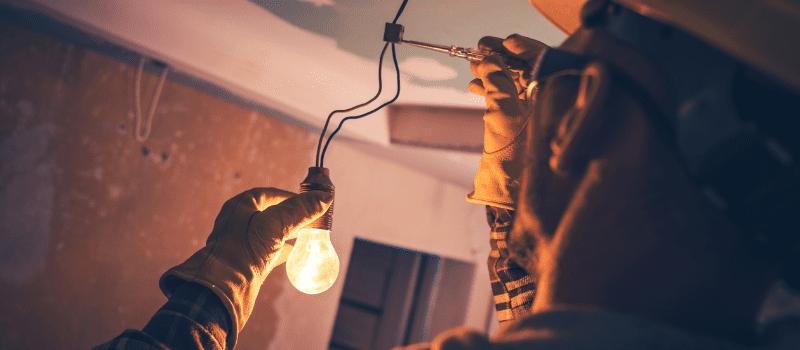 Elektricien renovatie